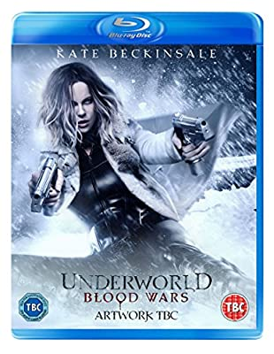 Underworld: Blood Wars [Blu-ray] [2017]