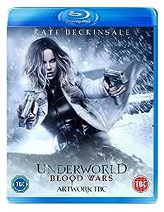 Underworld: Blood Wars (Blu-ray 3D + Blu-ray) [2017]