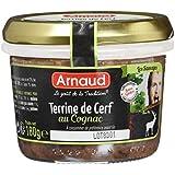 ARNAUD Terrine de Cerf au Cognac 180 g