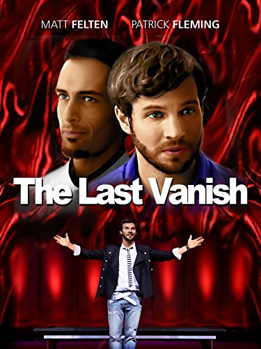 The Last Vanish Cover