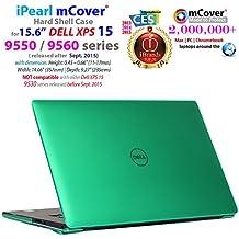 mCover – Carcasa rígida para portátiles DELL XPS Verde Verde ...