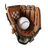 """RUIXIB Guanti da Baseball per Sport e attività all'Aria Aperta, Resistenti, Comodi, da Baseball, per Bambini e Ragazzi, Teen(11.5"""")"""