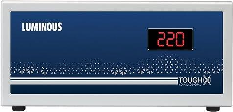 Luminous ToughX TR100D 100V Voltage Stabilizer for Refrigerator up to 450L (Grey)