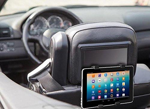 Universal ipad Tablet eBook Autohalterung für die Kopfstütze
