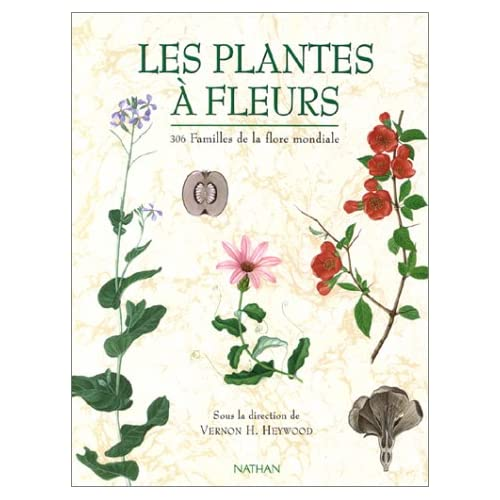PLANTES A FLEURS. 306 familles de la flore mondiale