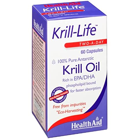 HealthAid Krill Life - Pack of 60
