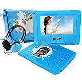 FUNAVO 7.5'' Tragbarer DVD-Player