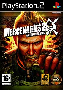 Mercenaries 2: World in Flames (PS2)