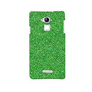 Mikzy Green Grass Effect Pattern Printed Designer Back Cover Case for Coolpad Note 3 (MultiColour)