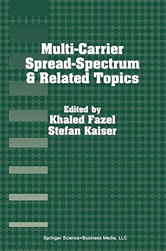 Multi-Carrier Spread-Spectrum & Related Topics: Third International Workshop, September 26–28, 2001, Oberpfafenhofen, Germany