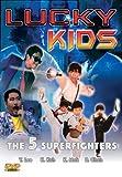 Lucky Kids - The 5 Superfighter - Y. Lee, K. Koh, K. Mok, B. Chan