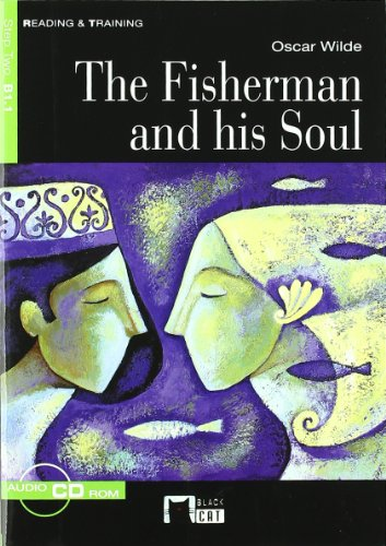 The Fisherman And His Soul. Materia Auxiliar (Black Cat. reading And Training) por Cideb Editrice S.R.L.