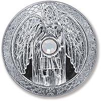 Glücksmünze Schutzengel Engeltaler Erzengel Gabriel, Ø 27 mm Taler Silber mit Swarovski Elements, Glücksbringer... preisvergleich bei billige-tabletten.eu