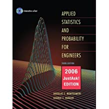 Applied Statistics and Probability for Engineers, 2006 Justask!