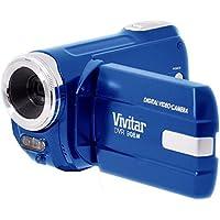 Vivitar DVR908MFD-BLU Camescopes Classique 1080 pixels 8 Mpix