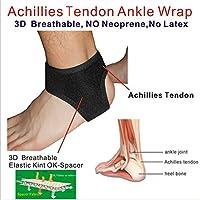 IRUFA, AN-OS-11,3D Breathable Elastic Knit Patented Fabric Adjustable Athletics Achillies Tendon Ankle Wrap,Support... preisvergleich bei billige-tabletten.eu
