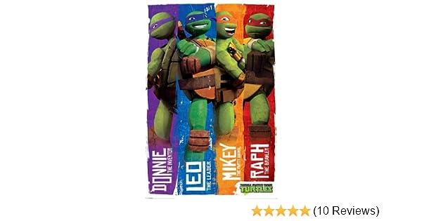 Group new sealed Maxi Poster 61cm x 91.5cm Teenage Mutant Ninja Turtles 2