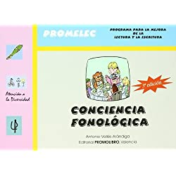 Conciencia fonologica - programa para la mejora de la lectura