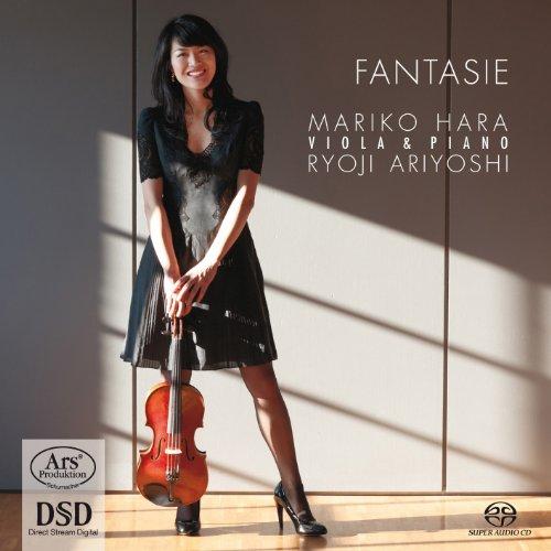 Fantasie - Werke für Viola und Klavier