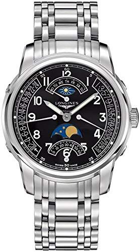 Longines Saint-Imier Moonphase Reloj automático para Hombre L2.764.4.53.6