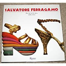 Salvatore Ferragamo: Art of the Shoe, 1896-1960