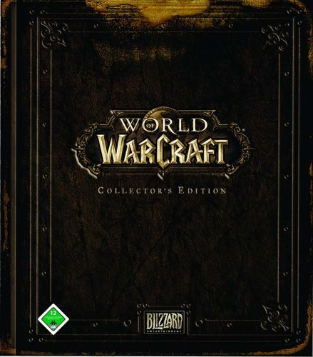 World of WarCraft - Collector's Edition - 64 Mb Ddr-ram