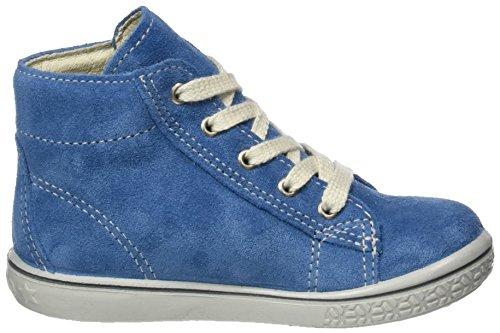 Ricosta Zayni, Sneakers basses mixte enfant Bleu (pétrole)