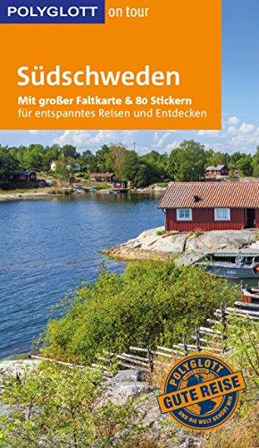 POLYGLOTT on tour Reiseführer Südschweden: Mit großer Faltkarte und 80 Stickern: Alle Infos bei Amazon