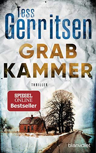 Grabkammer: Thriller (Rizzoli-&-Isles-Serie, Band 7)