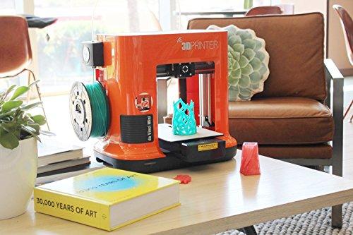 XYZ Printing 3D Printer Da Vinci Mini 1 0W with FDM Technology, 3D printer  Wireless Connectivity   3D Printers, Additive Manufacturing Products,