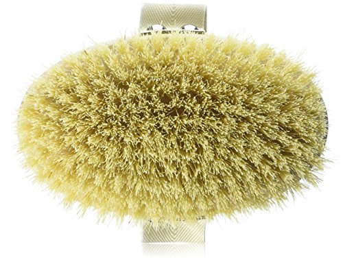 Scopri offerta per Hydrea London Spazzola in con setole in fibra di cactus per spazzolatura a secco
