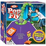 POOF-Slinky 35500 Ideal Pop-Fly Bean Bag Game by Ideal TOY (English Manual)