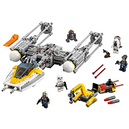 "LEGO 75172 ""Y-wing Starfighter"" Building Toy"