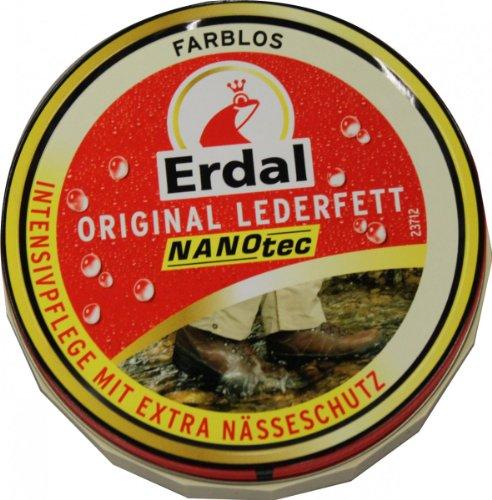 ERDAL LEDERFETT FARBLOS 150ML