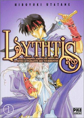 Lythtis, tome 1