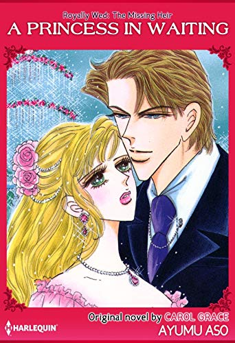 A Princess In Waiting: Harlequin comics (English Edition)