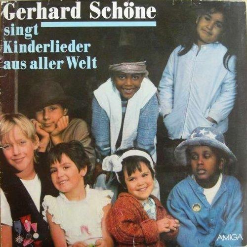 Gerhard Schöne - Singt Kinderlieder Aus Aller Welt - AMIGA - 8 45 312