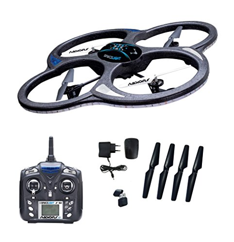 "Ods 37928 - Radiofly ""SPACE LIGHT 60""  Drone Con Camera"