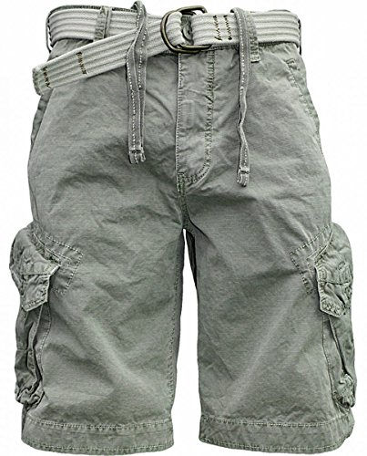 JET LAG Cargo Shorts Take off 3 in schwarz, oliv, charcoal, cement oder gold Cement