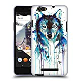 Official Pixie Cold Ice Wolf Animals Soft Gel Case for