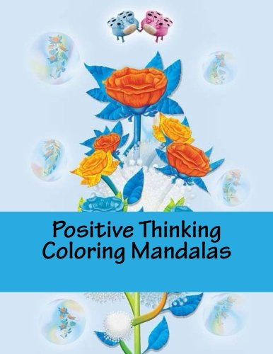 positive-thinking-coloring-mandalas-coloring-cards-adult-coloring-book-notebook-planner