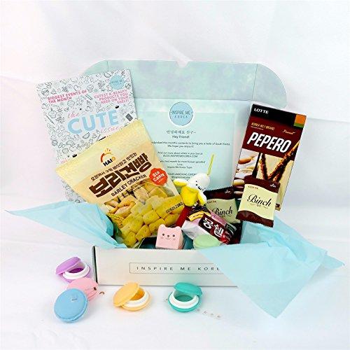 Inspire Me Korea Taster Box [Black Friday Sale]