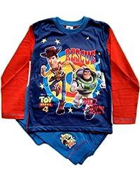 Disney Jungen Toy Story 4 Rescue Squad Pyjama