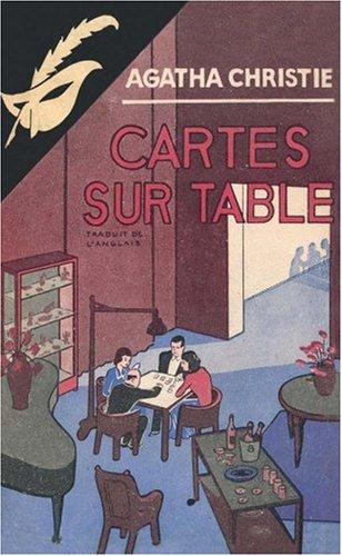Cartes Sur Table par Agatha Christie
