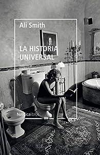 La historia Universal par Ali Smith