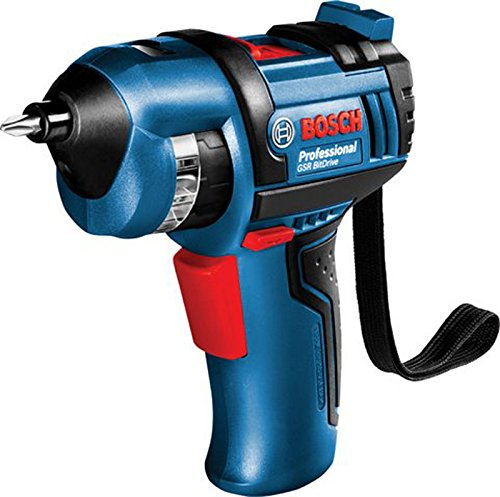 BOSCH GSR BitDrive Professional Built in 12 BITs Cordless USB Recharrgable Electric Screwdriver 3.6V  available at amazon for Rs.14385
