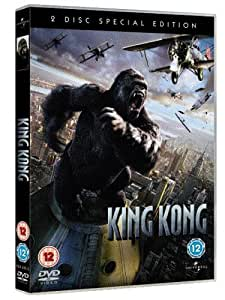 King Kong [DVD] [2005] (2 Disc Special Edition): Amazon.co.uk: Naomi Watts, Adrien Brody, Jack