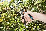 GARDENA Gartenschere B/S XL: Pflanzenschonende Baumschere mit Bypass-Schneide für Äste und Zweige, max. Schneid-Durchmesser 24 mm, stufenlose Grifföffnung (8905-20) - 2
