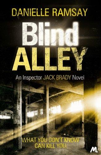 Blind Alley (DI Jack Brady 3)