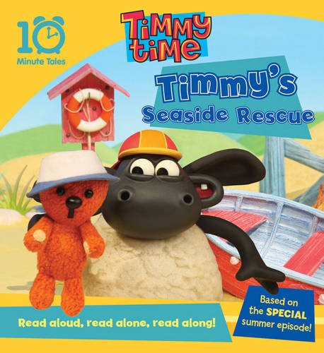 Timmy's seaside rescue.
